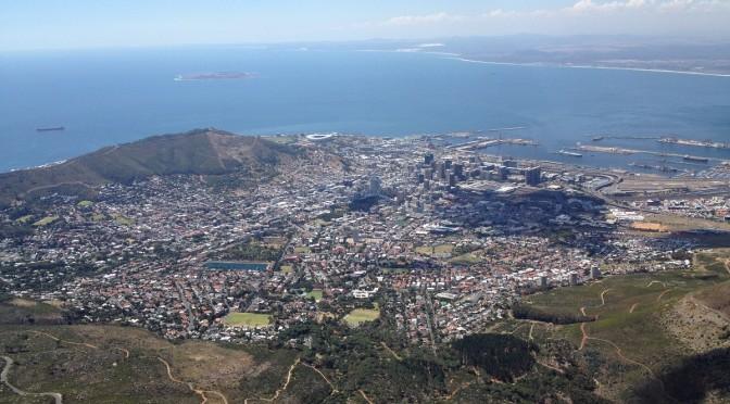 ЮАР — Сейшелы — Индия. Часть 1. Кейптаун и окрестности